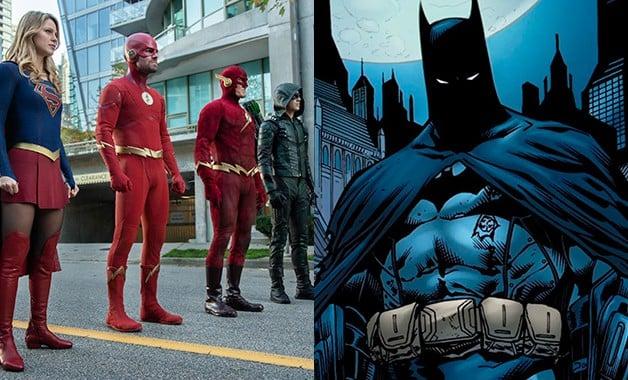 Batman Arrowverse Elseworlds The CW DC Comics