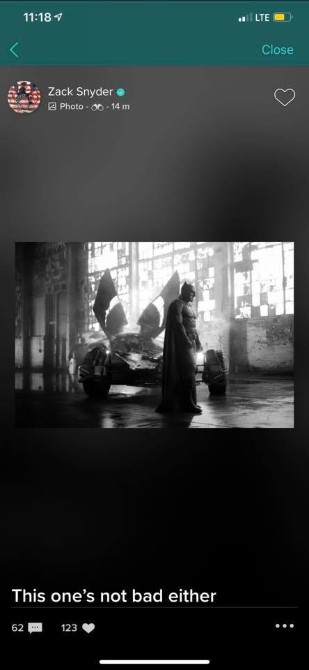 Batman Ben Affleck Zack Snyder