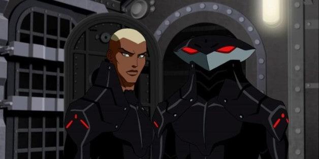 Black Manta Aqualad Aquaman Drew Van Acker Titans Pretty Little Liars