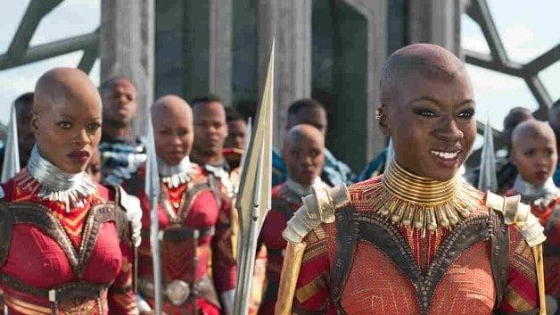 Black Panther Danai Gurira Oscars Disney Marvel
