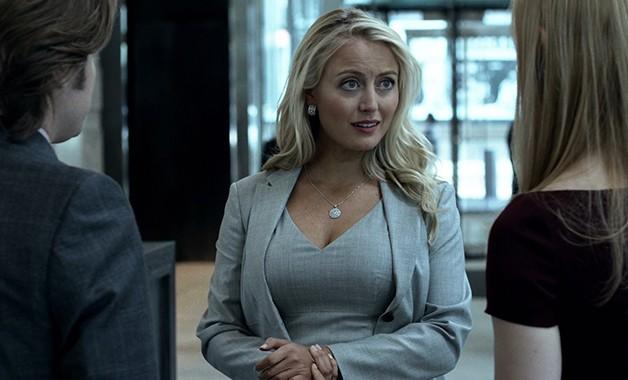 Daredevil Marvel Netflix Amy Rutberg Marci Stahl