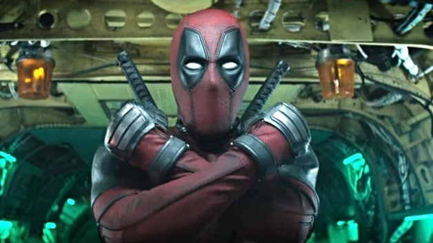 Deadpool 2 X-Force Fox