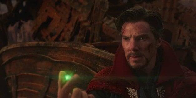Doctor Strange Avengers Infinity War Endgame Thanos Endgame
