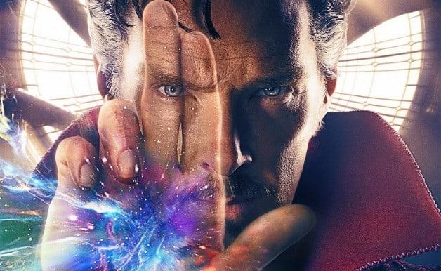 Doctor Strange Scott Derrickson