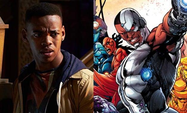 Doom Patrol Joivan Wade DC Universe