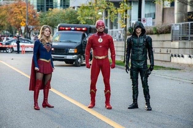 Elseworlds Arrowverse Batwoman Smallville