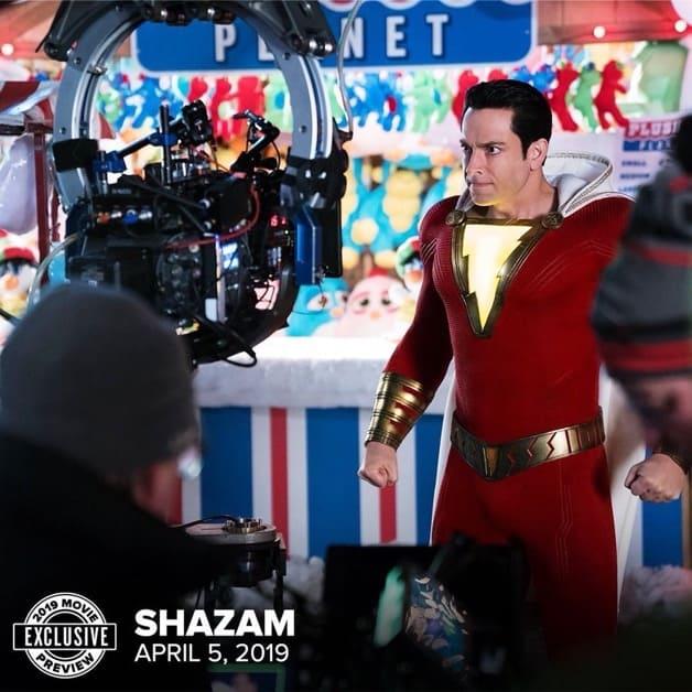 Shazam! Fandango Preview DC Films