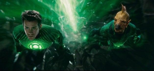 Green Lantern Ryan Reynolds Rob Liefeld Deadpool