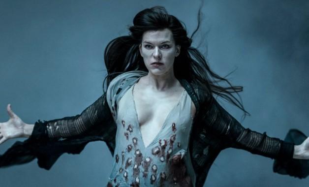 Hellboy Milla Jovovich Blood Queen