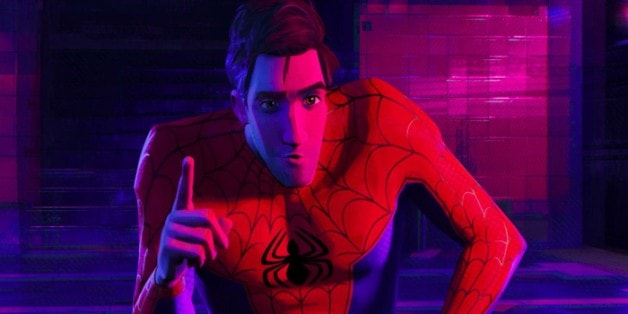 Spider-Man Into The Spider-Verse Peter Parker