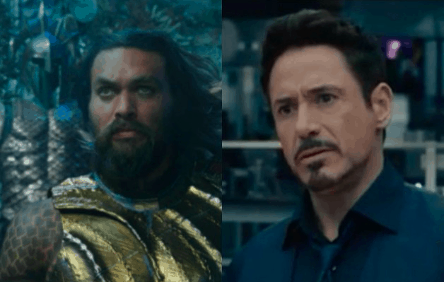 Iron Man Aquaman