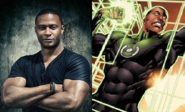 John Diggle John Stewart Green Lantern Arrowverse Arrow Elseworlds David Ramsey