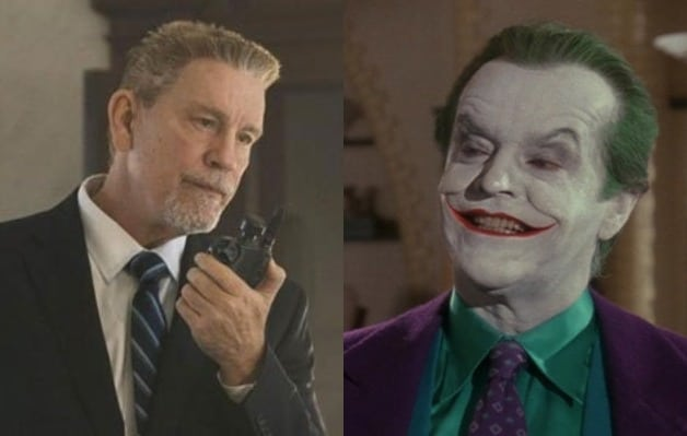 John Malkovich Jack Nicholson Joker