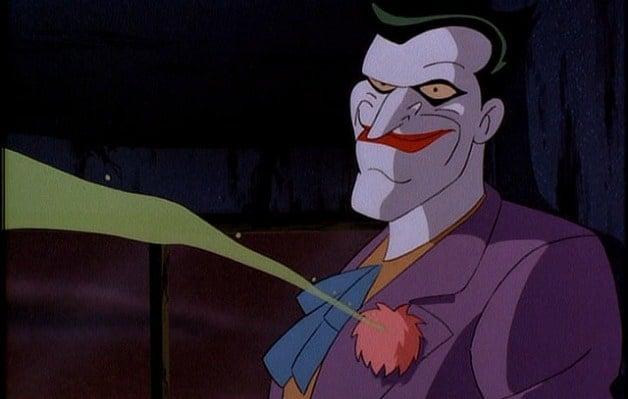 Joker Mark Hamill Batman Mask of the Phantasm
