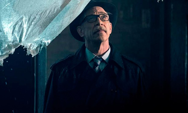 Justice League J. K. Simmons Commissioner Gordon
