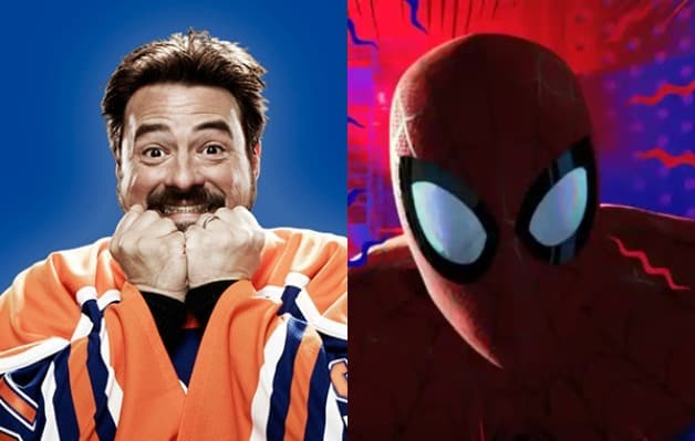 Kevin Smith Spider-Man Into the Spider-Verse