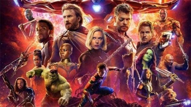 Endgame Anthony Russo Marvel Avengers Infinity War Comic