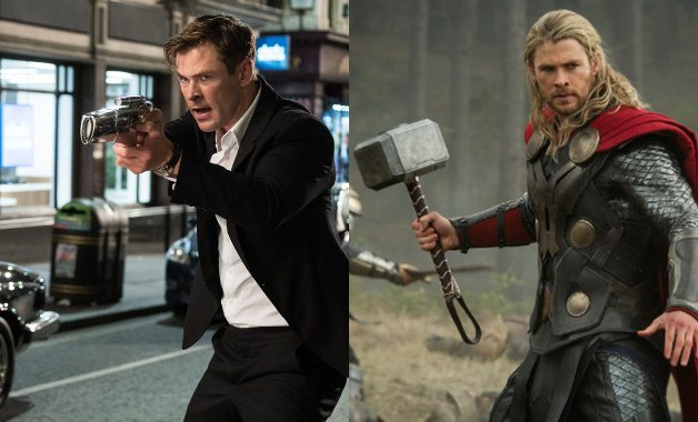 Men In Black International Chris Hemsworth Thor Marvel Studios Sony
