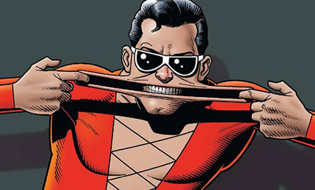 Plastic Man DC Comics Warner Bros