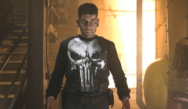 John Pilgrim The Punisher-Netflix Marvel