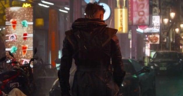 Jeremy Renner Ronin Avengers Endgame