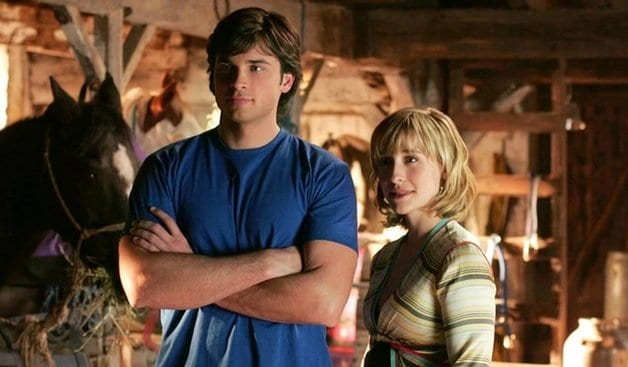 Tom Welling Kingdom Come Superman Smallville Allison Mack NXIVM Nancy Salzman
