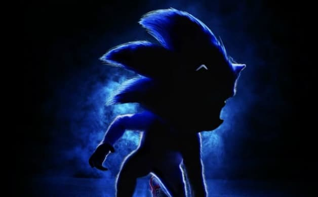 Sonic The Hedgehog Poster Gives Us a Glimpse of His Thigh Gap