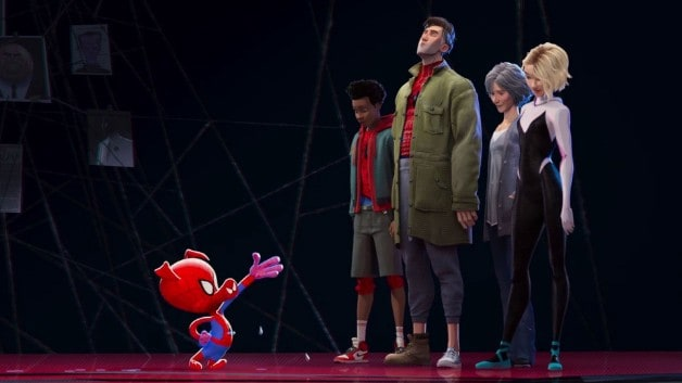 Spider-Verse Spider-Verse CinemaScore