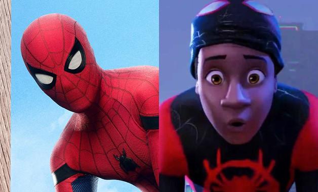 Spider-Man Peter Parker Miles Morales Venom Marvel Studios Sony