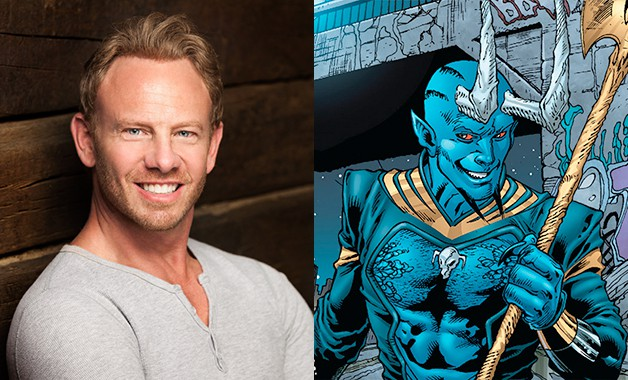 'Swamp Thing' Casts Ian Ziering As DC Comics Hero Blue Devil - Heroic Hollywood thumbnail