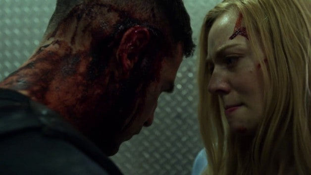 The Punisher Karen Page Deborah Ann Woll Season 2 Marvel Netflix