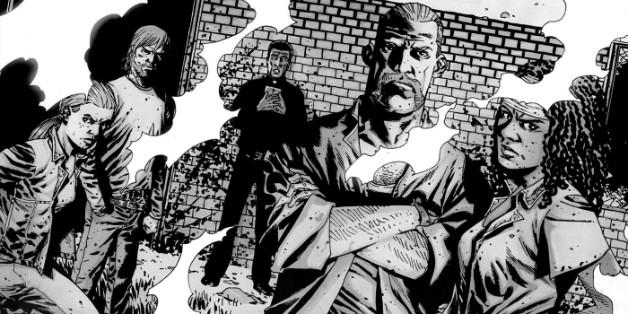 The Walking Dead #186 Robert Kirkman