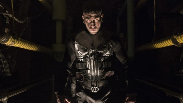 Marvel o punidor Jon Bernthal Netflix
