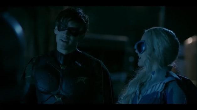 Titans Robin Dove