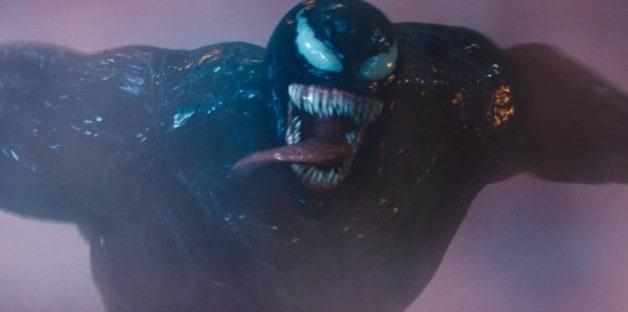 Venom Tom Hardy Sony Pictures Marvel