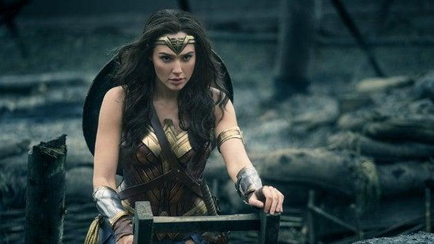 Wonder Woman Aquaman Pitbull