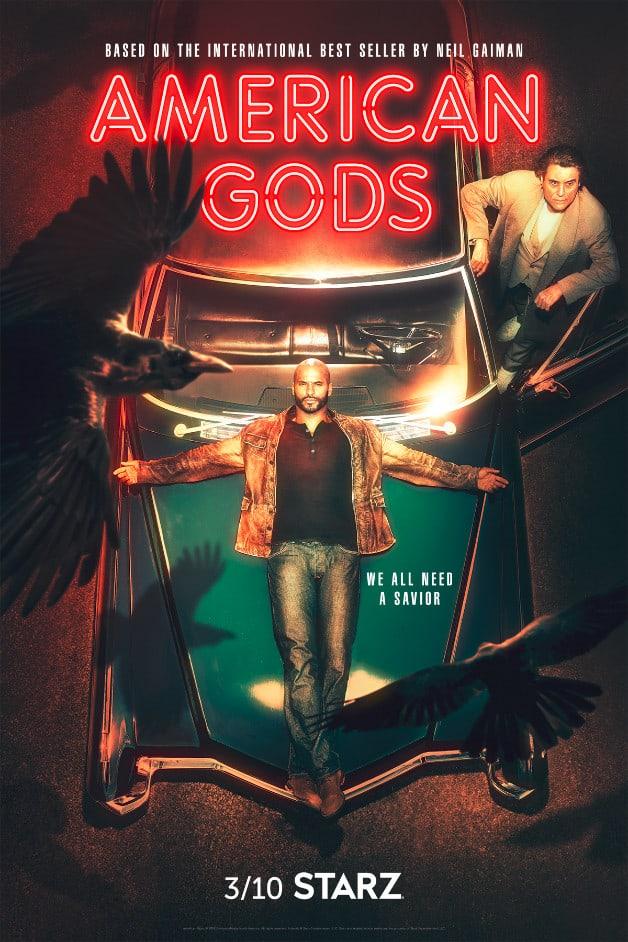 American Gods Season 2 poster