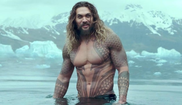 Aquaman Jason Momoa Justice League Mistake Zack Snyder