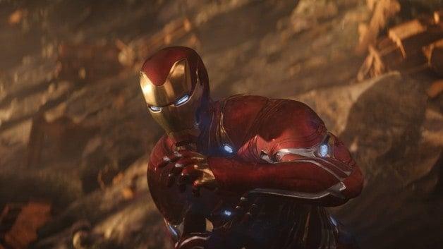 Iron Man Robert Downey Jr. Avengers Robert Downey Jr Endgame