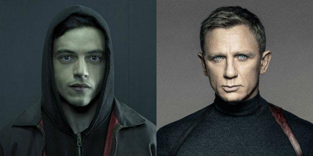 Oscar Winner Rami Malek James Bond 25 Daniel Craig