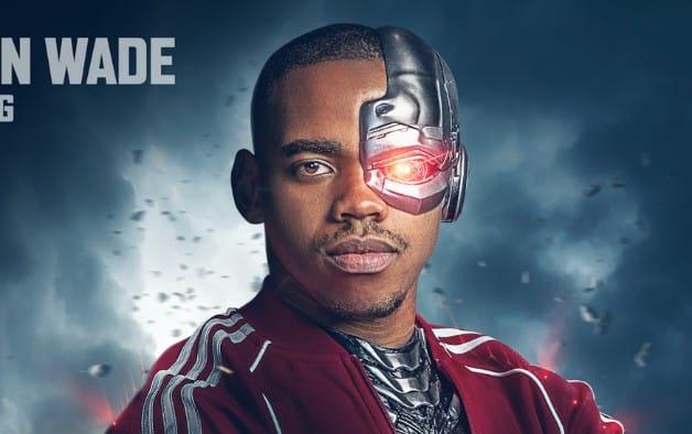 Doom Patrol Cyborg Titans Jovian Wade