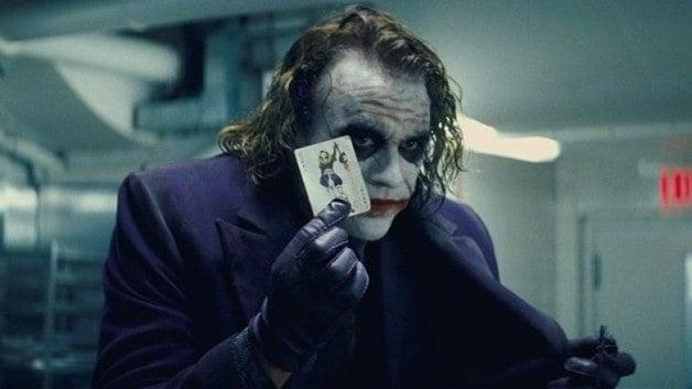 Dark Knight Joker Heath Ledger