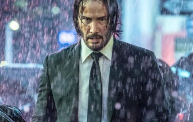 John Wick Keanu Reeves Halle Berry Super Bowl