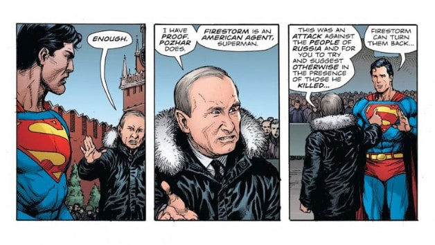 Vladimir Putin Relógio do Apocalipse