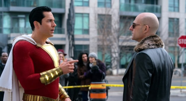 Image result for shazam movie 2019 Sivana