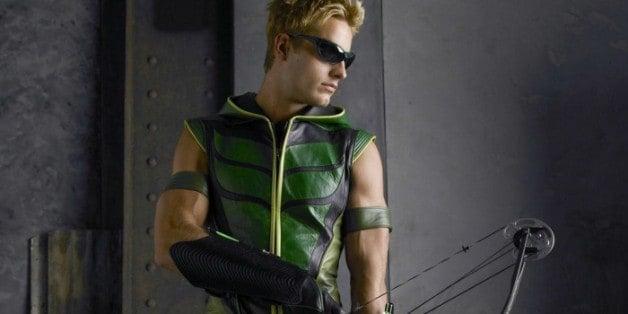 Smallville Green Arrow Elseworlds Justin Hartley