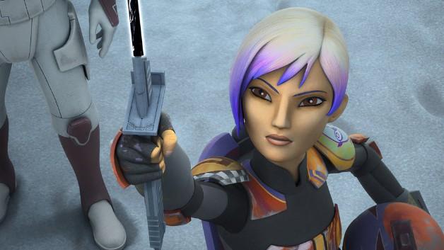 Star Wars Rebels Sabine Wren The Mandalorian