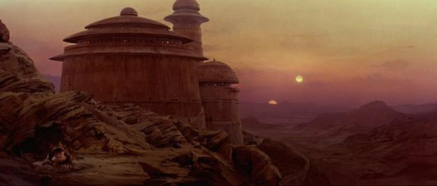 Star Wars Tatooine Jaba's Palace