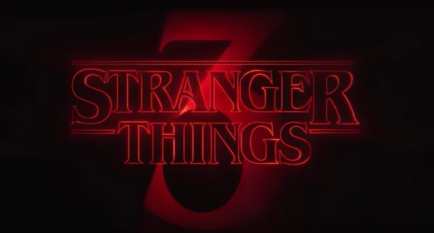 Netflix reveals Stranger Things season 3 premiere date