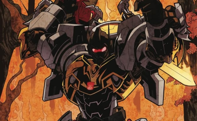 Transformers Dinobots Bumblebee